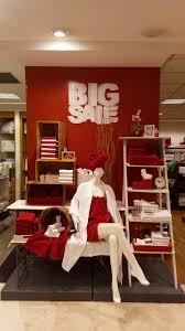 Visual Merchandising Display Home Linen Towel Metropolitan Retail Mart Jakarta Vmpoint Creative