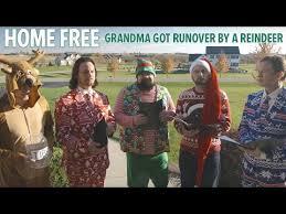 Guys From Home Free Sing A Hilarious Version Grandma Got Run