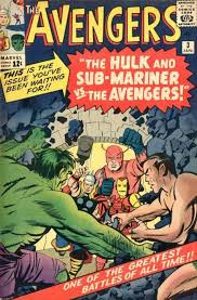 Marvel Comicss The Avengers Issue 3