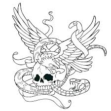 Ninjago Snake Coloring Pages To Print Free Garter Pictures Printable