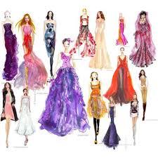 Fashion Clothes Sketches Designer