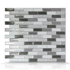 smart tiles sm1030 murano metallik self adhesive wall tile
