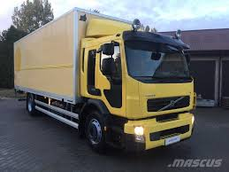 100 Used Box Truck Volvo FE240 Box Trucks Year 2007 Price US 17428 For Sale