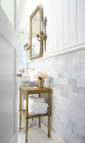 White French Country Bathroom Vanity by French Cottage Bathroom Renovation Reveal French Country Cottage