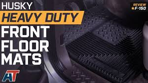 2004-2010 F150 Husky Heavy Duty Front Floor Mats - Black Review ... Customfit Faux Leather Car Floor Mats For Toyota Corolla 32019 All Weather Heavy Duty Rubber 3 Piece Black Somersets Top Truck Accsories Provider Gives Reasons You Need Oxgord Eagle Peterbilt Merchandise Trucks Front Set Regular Quad Cab Models W Full Bestfh Tan Seat Covers With Mat Combo Weathershield Hd Trunk Cargo Liner Auto Beige Amazoncom Universal Fit Frontrear 4piece Ridged Michelin Edgeliner 4 Youtube 02 Ford Expeditionf 1 50 Husky Liners