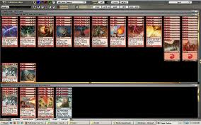 Common Mtg Deck Themes by Introducing Mtgo Legacy Decks Exiler And Boltslinger The Rumor