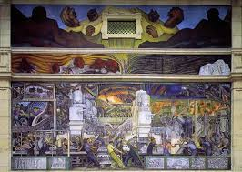 Coit Tower Murals Diego Rivera by Silver U0027s Travels An Introduction To The Worlds Of The Coit Tower