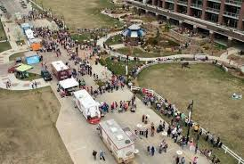 Last Chance To Party With The Food Trucks Until Spring   The Wichita ... An Abandoned Used Car Lot Is Blowing Up Kansas Citys Food Truck Kc Mexiq Indios Carbonsitosllc 1099 Photos 81 Reviews Friday At The Star Kicks Off With 14 Trucks On April 7 Kc Street Renaissance New First Stop For Fridaysthe Urban Cafe City Trucks Roaming Hunger Continues Union Cemetery June 16 Pita Feud Shawnee Great Grillers Town 1929 Taco Republic Lenexa Frenzy Of Government How To Build A In Kcur Elite Eats Truck And Last Chance To Party The Food Until Spring Wichita