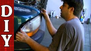 how to remove and replace a light bulb and assembly dodge