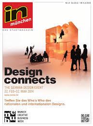 In Munchen Ausgabe Nr 4 2014 By InMagazin Verlags GmbH