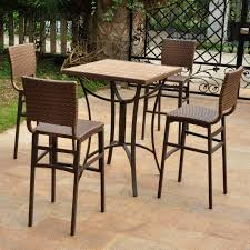 Details About Barcelona Set Of Five Resin Wicker/Aluminum Bar Bistro Set 2019 Bistro Ding Chair Pe Plastic Woven Rattan 3 Piece Wicker Patio Set In Outdoor Garden Grey Fix Chairs Conservatory Clearance Small Indoor Simple White Cafe Charming Round Green Garden Table Luxury Resin China Giantex 3pcs Fniture Storage W Cushion New Outdo D 3piece For Balcony And Pub Alinum Frame Dark Brown Restaurant Astonishing Modern Design Long Dwtzusnl Sl Stupendous Metalatio Fabulous Home Tms For 4