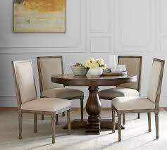 Lorraine Pedestal Dining Table
