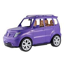 Barbie 4x4 Mauve Matdvx58 Taille TU Barbie Ken Cars Etc