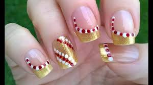 100 Nail Art 2011 Topic For Xmas Ideas Thatleanne November Easy