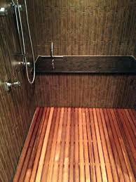 Teak Wood Flooring For Bathrooms Shower Floor Outdoor Mats