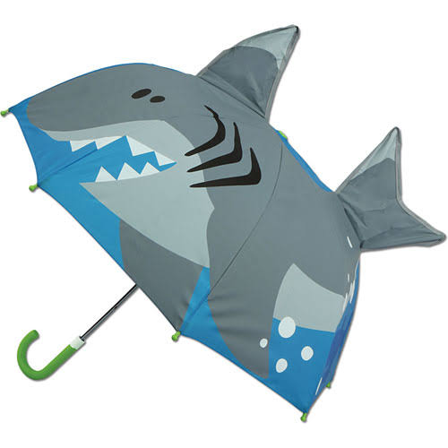 Stephen Joseph Little Boys' Pop up Umbrella - Shark