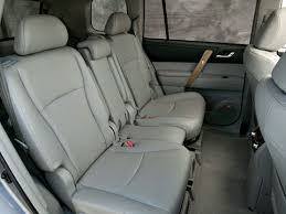 2008 Toyota Highlander Captains Chairs by 2008 Toyota Highlander New And Future Cars Trucks And Suvs