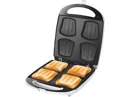 gesunde sandwiches aus dem sandwichmaker koch mit