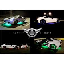 Oracle Illuminated LED Wheel Rings Rim Lights