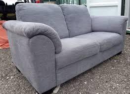 ikea tidafors two seat sofa hensta grey cost 395 collect