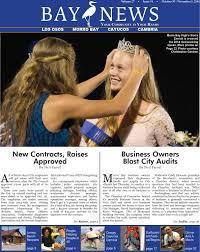 Morro Bay Cabinet Company by Bay News By Tolosa Press Issuu