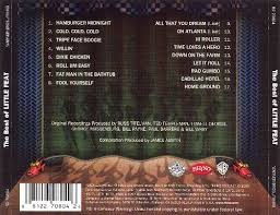 the best of little feat little feat songs reviews credits