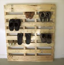 Best Pallet Shoe Rack P95 About Remodel Modern Home Decoration Planner With