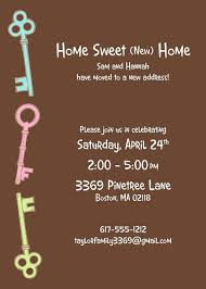 Housewarming Invitation Wordings House The Most