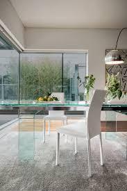 moderne ledersessel für esszimmer stuhl aus metall für
