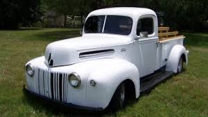 1946 Ford Pickup For Sale Near Cadillac, Michigan 49601 - Classics ... 1940 Ford Truck Hot Rod Network Filerusty Old 3491076255jpg Wikimedia Commons View Our New Inventory For Sale In Heflin Al 1935 Pickup 2018 F150 Built Tough Fordca Will Temporarily Shut Down Four Plants Including Factory Commercial Trucks Find The Best Chassis 2010 Ford 4x4 Extended Cab Pickup Russells Sales 1948 F1 F100 Rat Patina Shop V8 Courier Wikipedia Why Vintage Pickup Trucks Are Hottest New Luxury Item E450 16ft Box Van Kansas City Mo