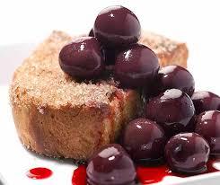 apfel nuss cake mit caramel vegan