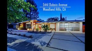 100 Mid Century Modern For Sale STUNNING Home 5441 Dubois Ave Woodland Hills Los Angeles