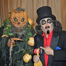 The Pumpkin Man And Svengoolie