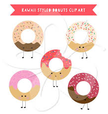 Dunkin Donuts Clipart Kawaii 10