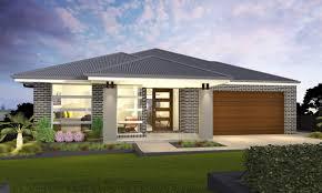 100 Downslope House Designs Horizon Sloping Block Design McDonald Jones Homes