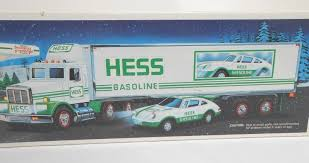 Lot Of (4) HESS Trucks - 1992 - 1995 - 1998 - 2002 -- Great Variety ... Hess Truck Empty Boxes Toy Store Jackies 58 X 46 Hess Truck 1998 Creation Van Dune Buggy Motorcycle Tanker Truck Etsy Miniature Tanker Mint Ebay Amazoncom 2013 Tractor Toys Games Miniature Tanker First In A Series Mib Trucks 2018 Top Car Release 2019 20 Trucks Roll Out Every Winter Bring Joy To Collectors The 1499 Pclick Texaco Wings Of Mini 1991 Toy With Racer