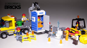 100 Demolition Truck Lego City 60073 Service Paired With 60072 Starter
