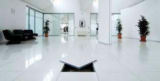 Bettinger West Interiors Inc Baltimore MD Terrazzo Raised Floor