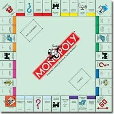 Replacement Monopoly Board And Game Instructions New 2017 Spare Part Hasbro Monopaly Spares Genuine Official