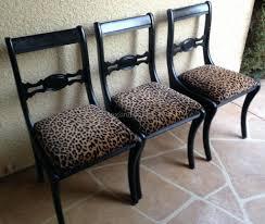 Dining Room Chair Covers Fresh Zebra Appuesta