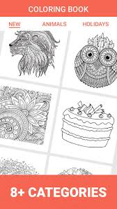 Coloring Book Color Pages For Anti Anxiety On The App Store