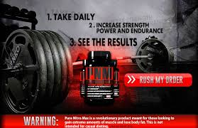 Is Pure Nitro Max Safe Read Shocking Reviews Side Effect Free Trial