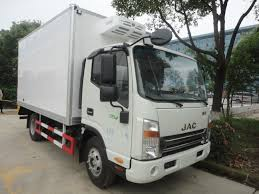 2017 New Design JAC Refrigerator Best Seller 3ton-5ton Freezer Van ...