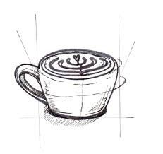 Collection Of Free Starbucks Drawing Barista Download On UbiSafe