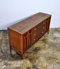 Broyhill Brasilia 9 Drawer Dresser by Select Modern Broyhill Brasilia Credenza Buffet Sideboard Bar