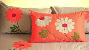 Bed Sheet Material by Applique Aplic Work Design Hand Made Bed Sheet And Pillow