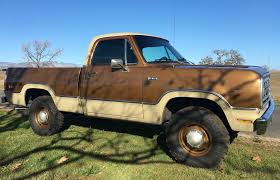 100 1975 Dodge Truck W100 4X4 Pickup For Sale On BaT Auctions Sold For