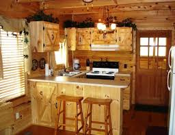 Log Cabin Kitchen Decorating Ideas by 168 Best Kitchen Images On Pinterest Cottages Home Decorations