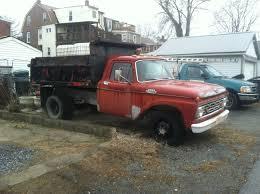100 Ford F350 Dump Truck Antique 1964 Vintage Retro Badass Clear Title