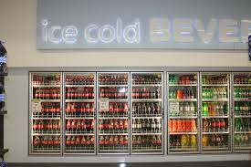 Umhlali Spar Cold Drink Display Fridge